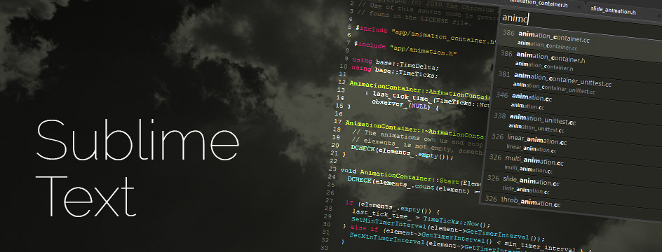 代码编辑器Sublime Text 3使用教程及简体中文汉化包-苏醒